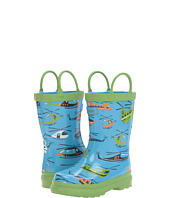 Hatley Kids - Helicopter Rain Boots (Toddler/Little Kid)