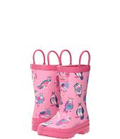 Hatley Kids - Happy Owl Rain Boots (Toddler/Little Kid)