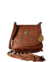 American West - Austin Fringe Flap Bag w/ Wallet