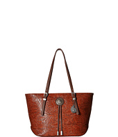 American West - Dallas Zip Top Tote