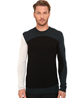 McQ - Colour Block Crew Neck