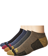 Timberland - Comfort No Show 4-Pack Socks