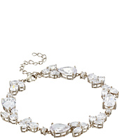 Nina - Fancy Pear/Round CZ Bracelet