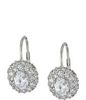 Nina - Cluster Leverback Earrings