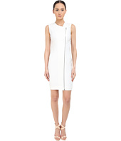 YIGAL AZROUËL - Zip Front Sleeveless Dress