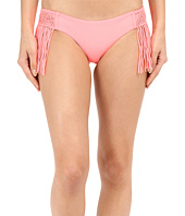 Luli Fama - Heart Of A Hippie Weave Fringed Moderate Bottom