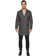 Calvin Klein - Heather Wool 3/4 Length Overcoat