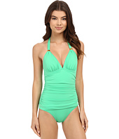 Tommy Bahama - Pearl Halter Cup One-Piece