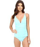 Tommy Bahama - Pearl OTS V-Neck Cup One-Piece