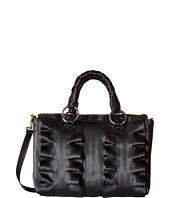 Harveys Seatbelt Bag - Lola Satchel Salvage Black