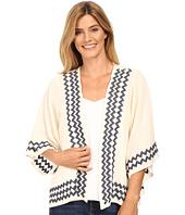 Stetson - Cream Cotton Gauze Kimono