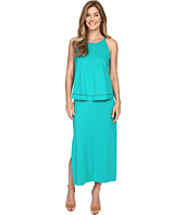 Lilla P - Pima Modal Stretch Double Layer Tank Dress