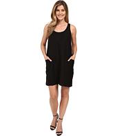 Lilla P - Linen Sleeveless Pocket Dress