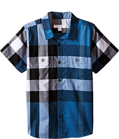 Burberry Kids - Giant Exploded Check Twill (Little Kids/Big Kids)