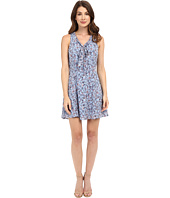 Brigitte Bailey - Tessa Tie Front Printed Dress