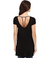 Culture Phit - Ayleth Cap Sleeve Top with Back Detail