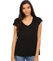 Culture Phit - Eydie Short Sleeve Top with Cuffed Sleeves