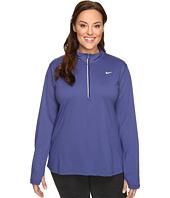 Nike - Dry Element 1/4 Zip Running Top (Size 1X-3X)