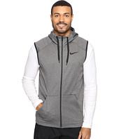 Nike - Therma Hoodie Sleeveless Full Zip Swoosh
