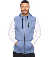 Nike - Therma Hoodie Sleeveless Full Zip Swoosh