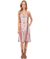 Lucky Brand - Tribal Printed Dress
