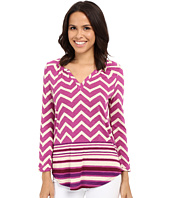 Lucky Brand - Chevron Print Top