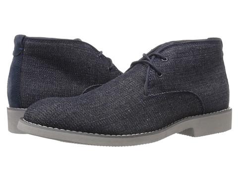 CK Jeans Men's Chester Denim Suede Boot