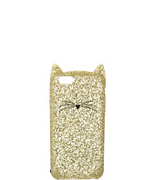 Kate Spade New York - Glitter Cat Phone Case for iPhone 6