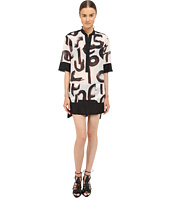 Proenza Schouler - Shirtdress Cover-Up