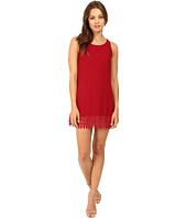Brigitte Bailey - Devyn Sleeveless Dress with Crocheted Hem