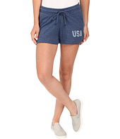 Alternative - Mock Twist Jersey Runner Shorts