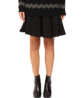 RED VALENTINO - Compact Stretch Wool