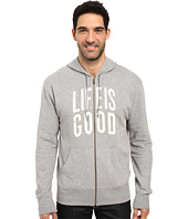 Life is Good - Life is Good® Go-To Zip Hoodie