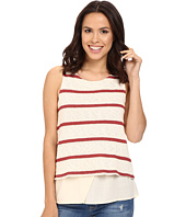 Splendid - Tucson Striped Loose Knit Tank Top