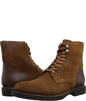 COACH - Bleecker Captoe Boots