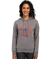 Life is Good - Daisy Stripe Go-To Pullover Hoodie