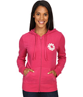 Life is Good - Keep It Simple Daisy Go-To Zip Hoodie