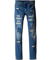 Blank NYC Kids - Denim Distresssed Skinny Jeans in Wild Fling (Big Kids)