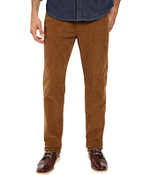 7 For All Mankind - Slimmy Slim Straight w/ Clean Pocket in Butterscotch