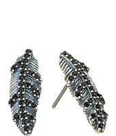 Marc Jacobs - Dark Plumes Studs Earrings