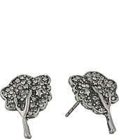 Marc Jacobs - Charms Pave Tree Studs Earrings