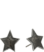 Marc Jacobs - Charms Enamel Star Studs Earrings