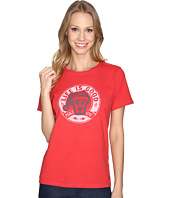 Life is Good - Rocket Santa Peace Love Crusher Tee