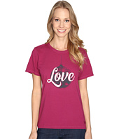 Life is Good - Love Ornament Crusher Tee