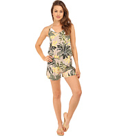 Vince Camuto - Crete Flower Romper Cover-Up