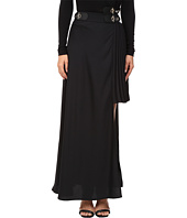 Versace Jeans - Long Asymmetrical Side Skirt