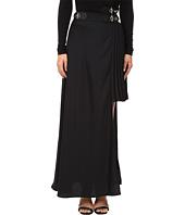 Versace Jeans - Long Asymmetrical Side Skirt