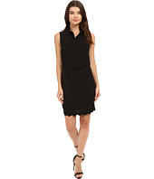 Brigitte Bailey - Tatum Collared Sleeveless Dress