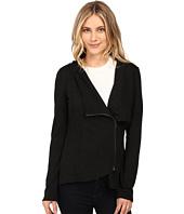 Brigitte Bailey - Hacci Asymmetrical Jacket