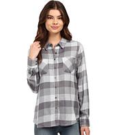 Brigitte Bailey - Tonal Plaid Shirt